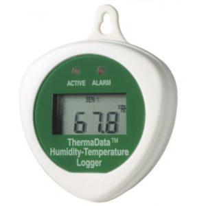 Enregistreur humidité et temp