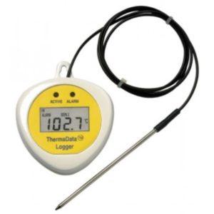 Enregistreur de données, sonde externe température et écran