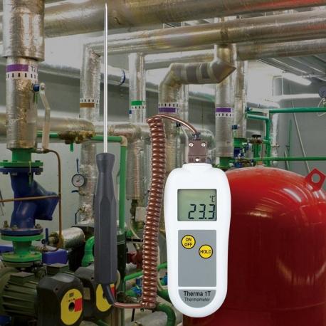 Therma T, thermomètre grande précision