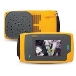Caméra déectection fuite air comprimé ou gaz