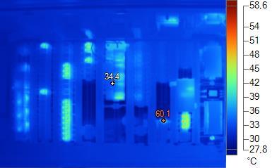 Thermographie tableau élect