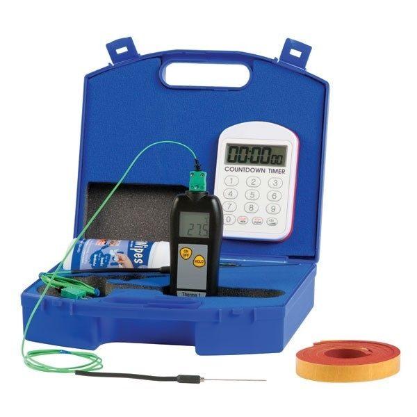 Kit thermometre sous-vide