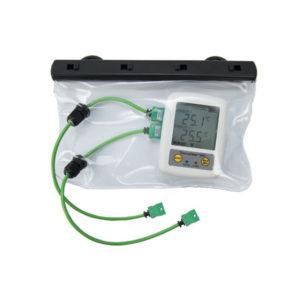 Sac waterproof thermomètre