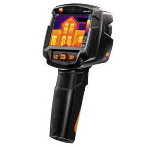 Caméra thermique Testo 872