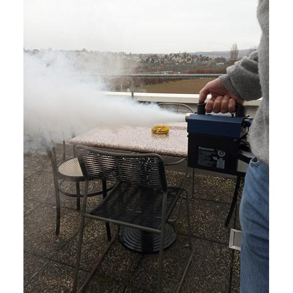 Sortie fumée power Tiny