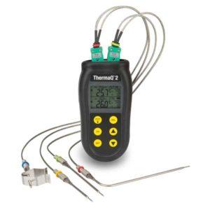 ThermaQ2-thermomètre thermocouple